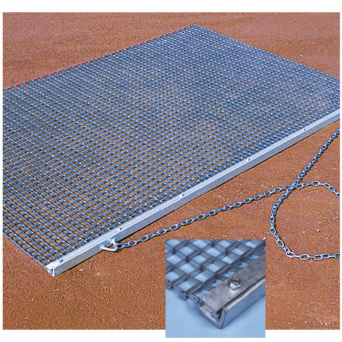Heavy Duty Drag Mat - 6'6''W x 4'L