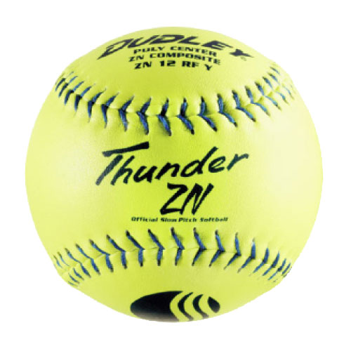 12 Thunder ZN USSSA Softball