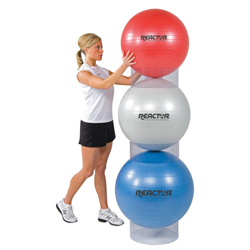 Stability Ball Storage Stackers