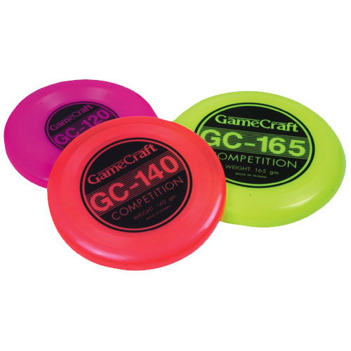 GameCraft® Neon Competition Flying Disc