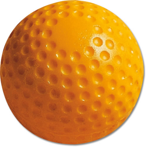 MacGregor Dimpled Machine Balls