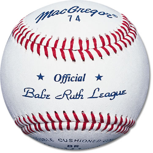 #74 Official Babe Ruth® Baseball