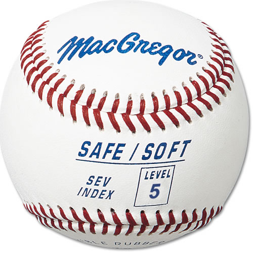 MacGregor Safe/Soft Baseball