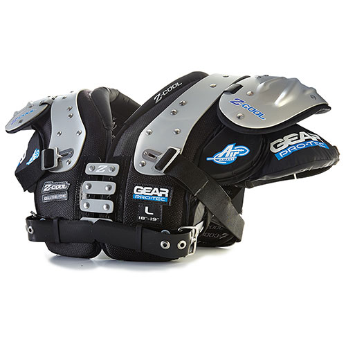 Gear Pro-Tec Z-Cool Shoulder Pads