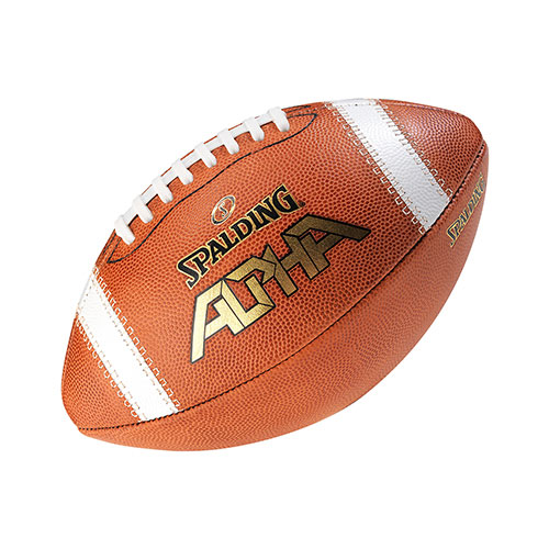 Spalding® Alpha Official-Size Football