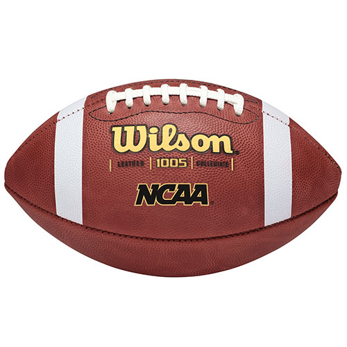 Wilson® NCAA® 1005 Traditional Official-Size Football