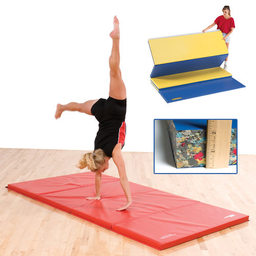 4 ft. x 8 ft. x 2 in. Bonded Foam Mat with End Fasteners