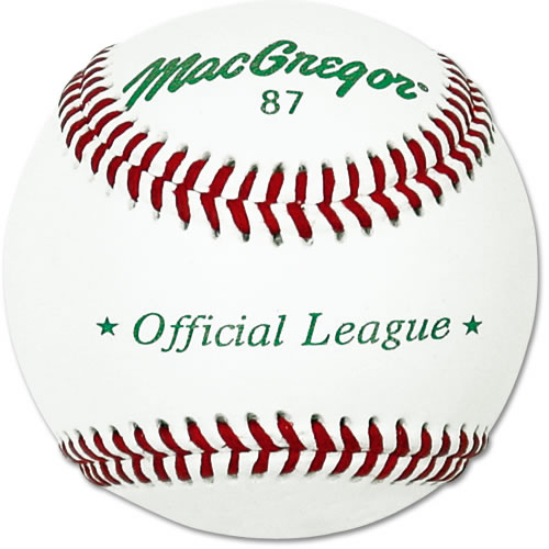 MacGregor #87SP Official League