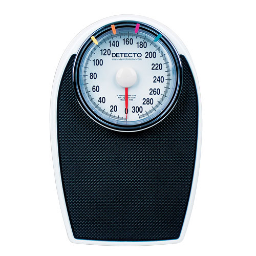 Detecto Portable Floor Scale
