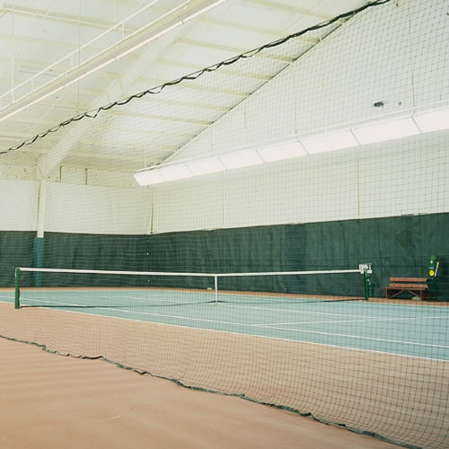 Custom Indoor Divider Netting
