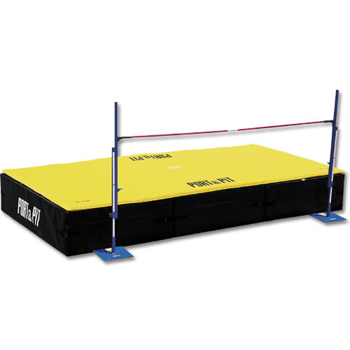 Port a Pit Scholastic High Jump Landing System