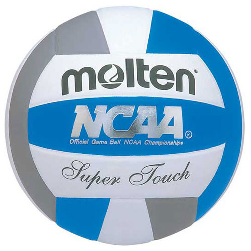 Molten® NCAA® Super Touch Official-Size Indoor Volleyball