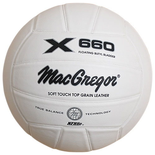 MacGregor X660 Soft Touch Volleyball